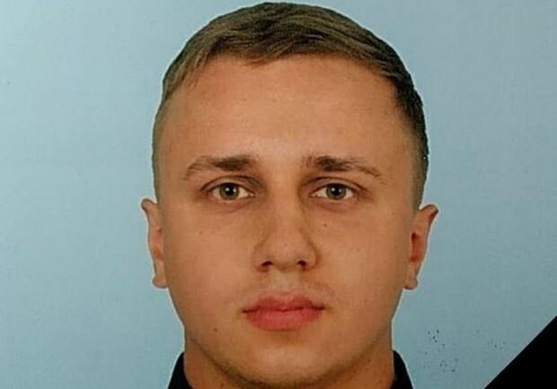 В Днепре умер полицейский/ фото: фб Патрульная полиция