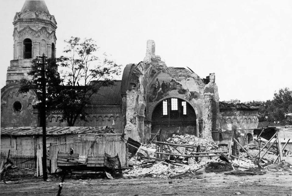 Экскурсия в прошлое: как выглядел Днепр во времена Второй мировой