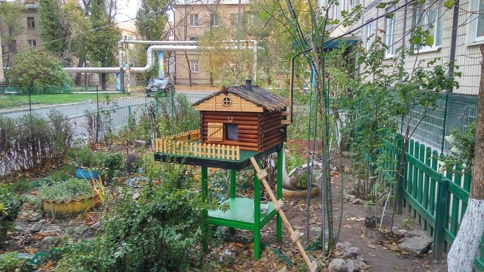 Кошкин дом / фото из соцсетей