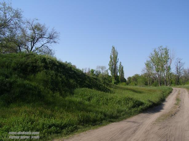 Богородицекая крепость / фото: shukach.com