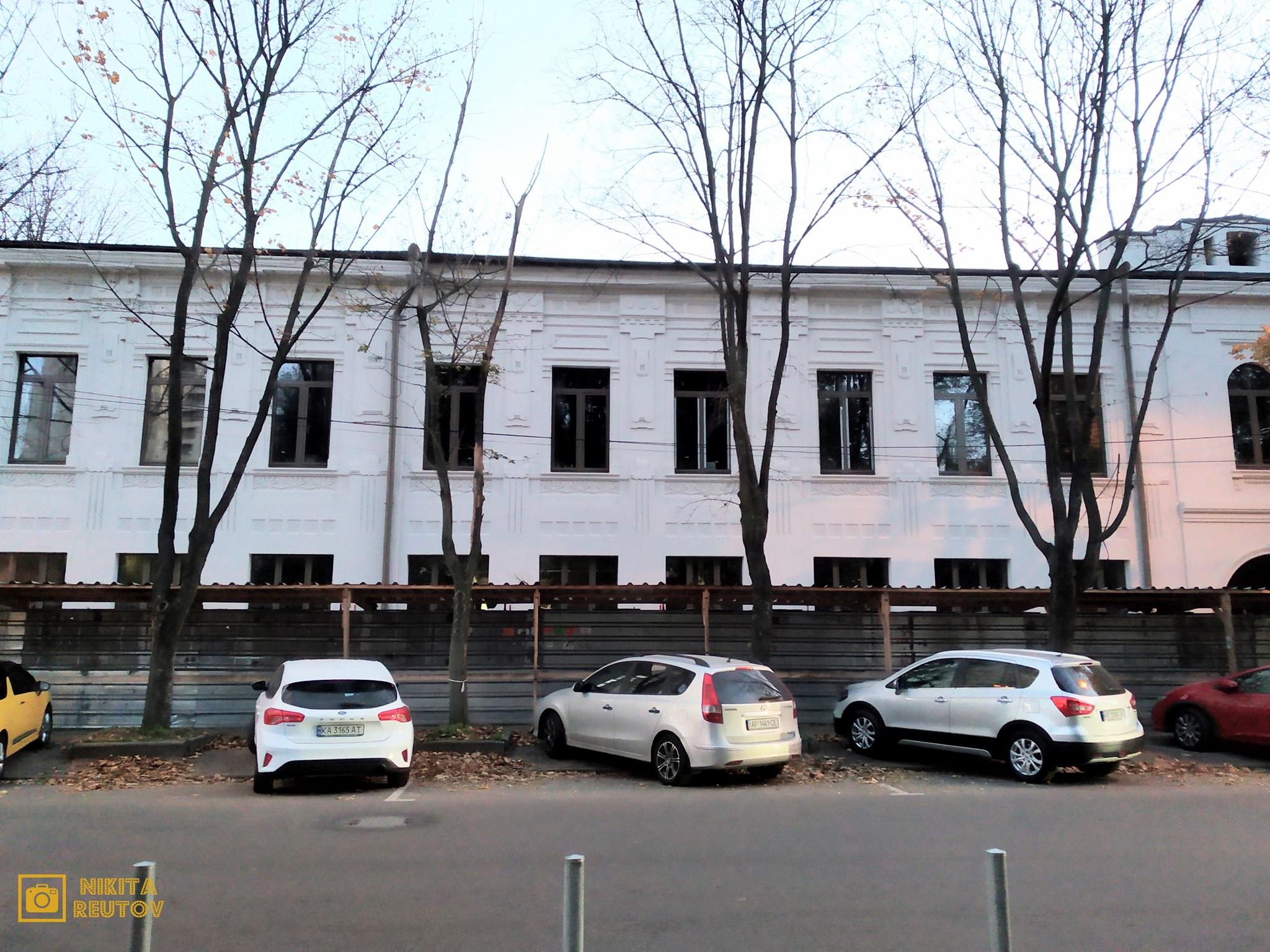 Стало белоснежным: в Днепре здание бывшей земской управы обрело новую жизнь (Фото). Афиша Днепра