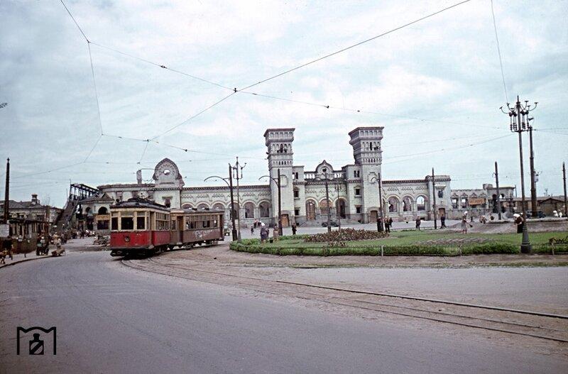 Вокзал в Днепропетровске/ фото: visualhistory.livejournal.com