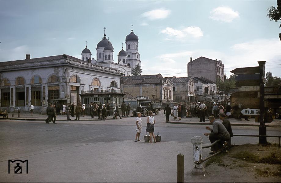 Центр в Днепропетровске/ фото: visualhistory.livejournal.com