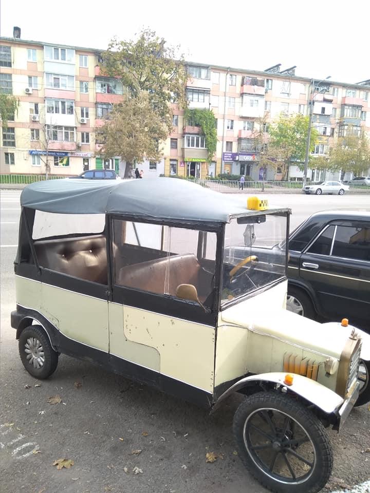 Сделано своими руками: в Днепре появился уникальный автомобиль (Фото). Афиша Днепра