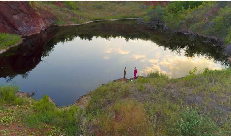 Черное озеро / фото: Ле маршрутка