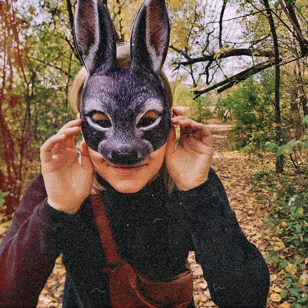 Осенний зайчик / фото: samowarowa