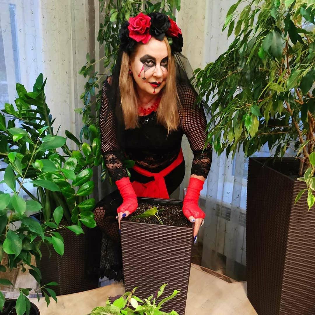 Хэллоуин по-мексикански / фото: ludmilabyrluka