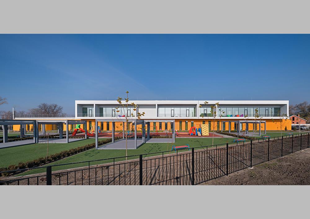 Детский сад. Фото: Андрей Авдеенко