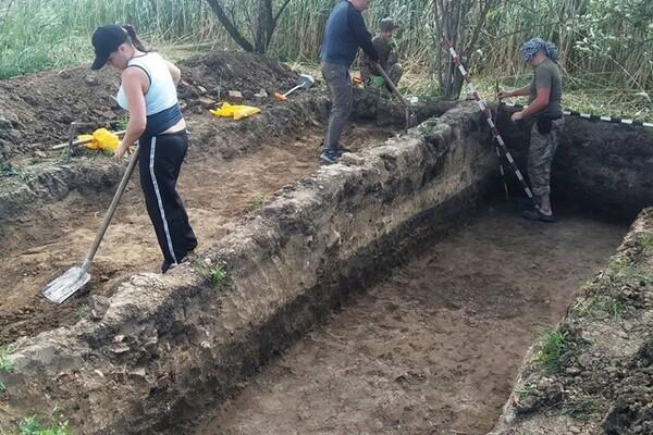 Удивительное рядом: под Днепром археологи раскопали старинный город фото 1