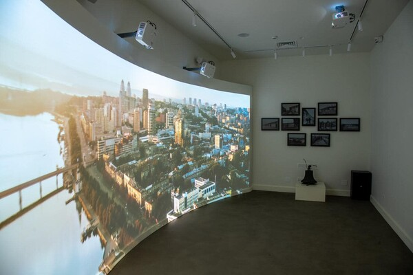 Стильно и современно: как выглядит новый интерактивный музей Днепра фото 2