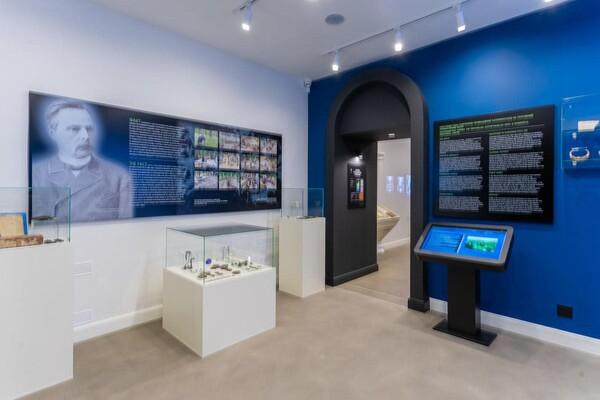 Стильно и современно: как выглядит новый интерактивный музей Днепра фото 3