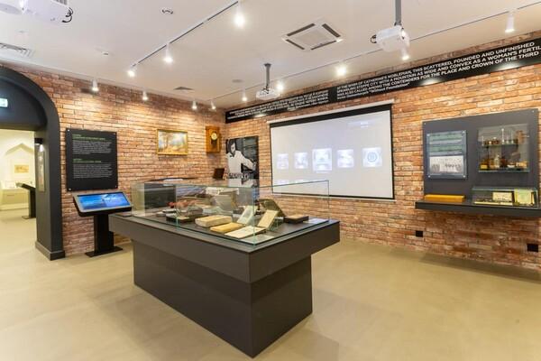 Стильно и современно: как выглядит новый интерактивный музей Днепра фото 4