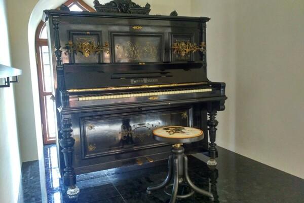 Ух ты: в Музее истории Днепра появилось пианино 100-летней давности (фото) фото 1