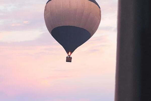 Полюбуйтесь: в Днепре в небе летали воздушные шары (фото, видео) фото 2
