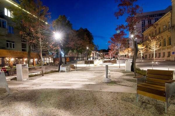 Зацени: как выглядит улица Яворницкого после реконструкции (фото) фото