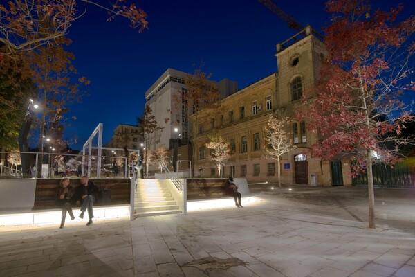 Зацени: как выглядит улица Яворницкого после реконструкции (фото) фото 6