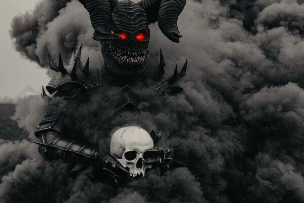 Голливуд отдыхает: в Днепре заметили пугающего демона (фото, видео) фото 5