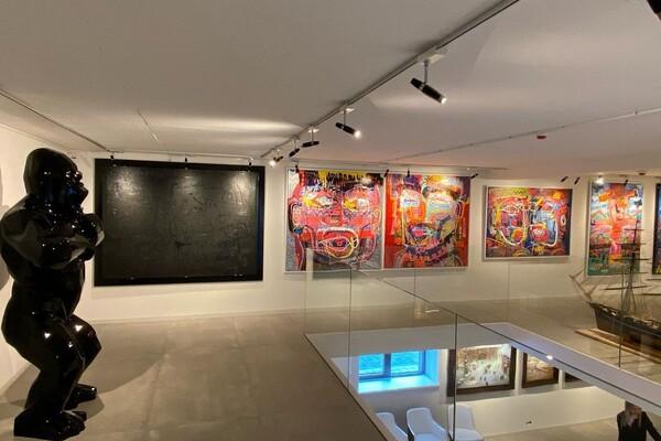Ух-ты: в Днепре открылась уникальная арт-галерея фото 5